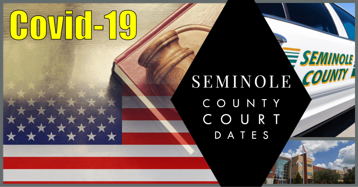 COVID19 Seminole County